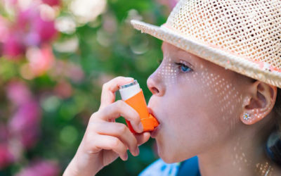 La gestione dell'asma grave nel bambino